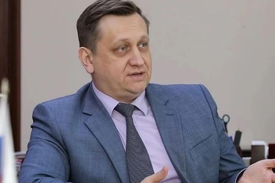 Максим Костенко. Фото: Андрей КАСПРИШИН