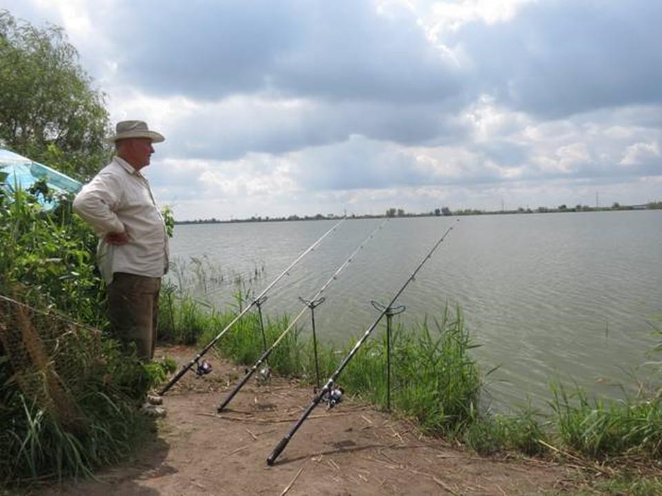 Михайловские пруды: рыбалка с хорошим настроением