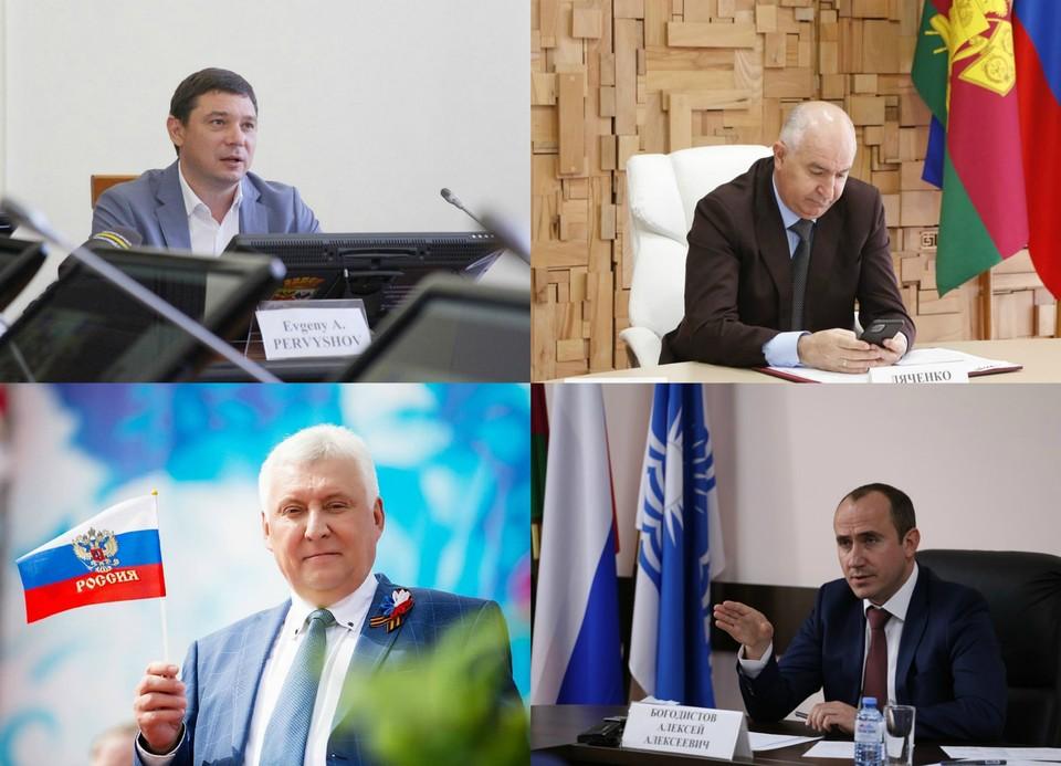 Мэры курортных городов Краснодарского края