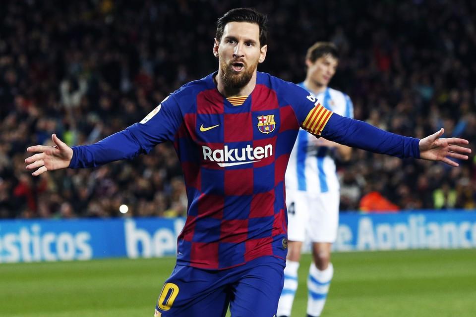 Лионель Месси может уйти из «Барселоны»