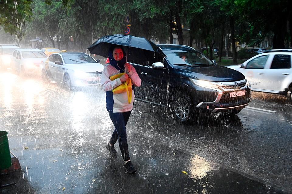 Власти просят москвичей не выходить на улицу без особой нужды