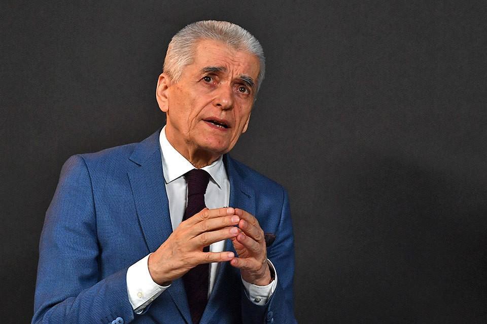 Первый зампред Комитета Госдумы по образованию и науке Геннадий Онищенко