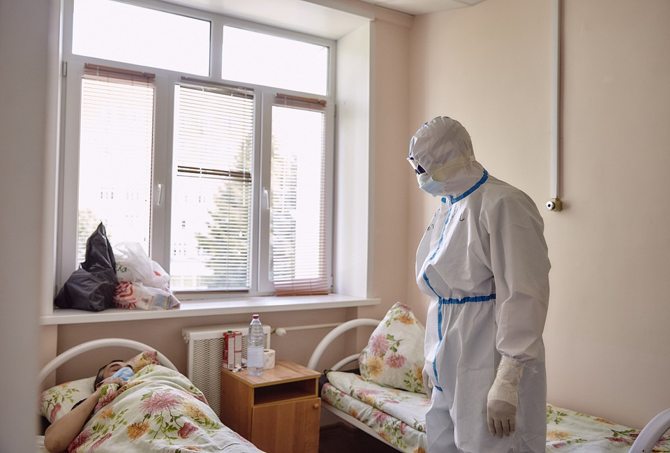 9 новых больных зарегистрировано в Твери. Фото: ПТО