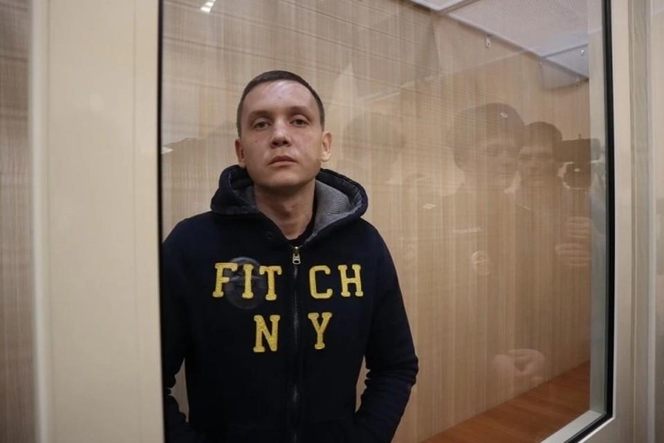 31 января на Сергея Щербакова в зале суда надели наручники и отправили в СИЗО.