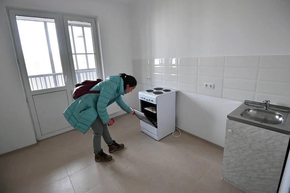 продажа квартир с мебелью увеличит цену жилья минимум на 200 тысяч рублей