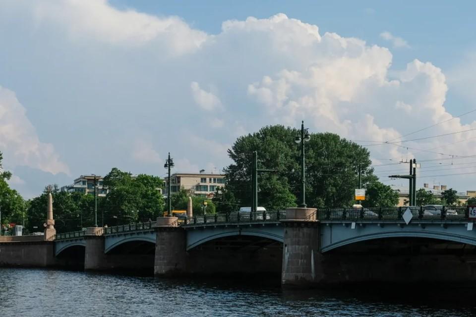 Гроза нагрянет вечером 8 июля в Санкт-Петербург в ближайшие один-два часа.