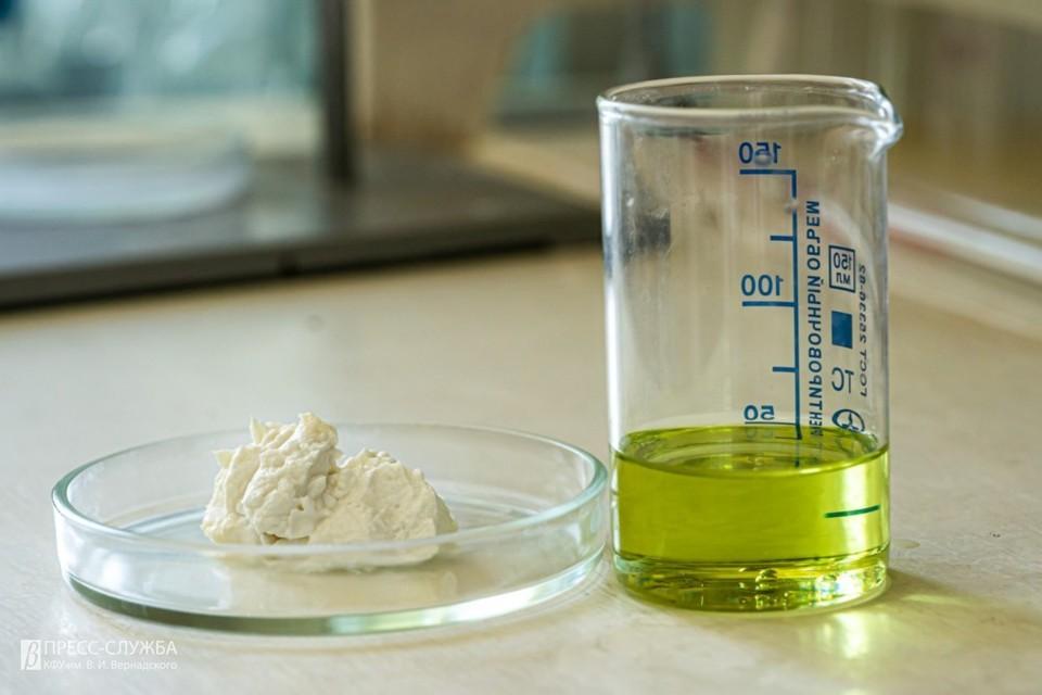 В функциональном твороге вместо жира масло виноградных косточек. Фото: Пресс-служба КФУ