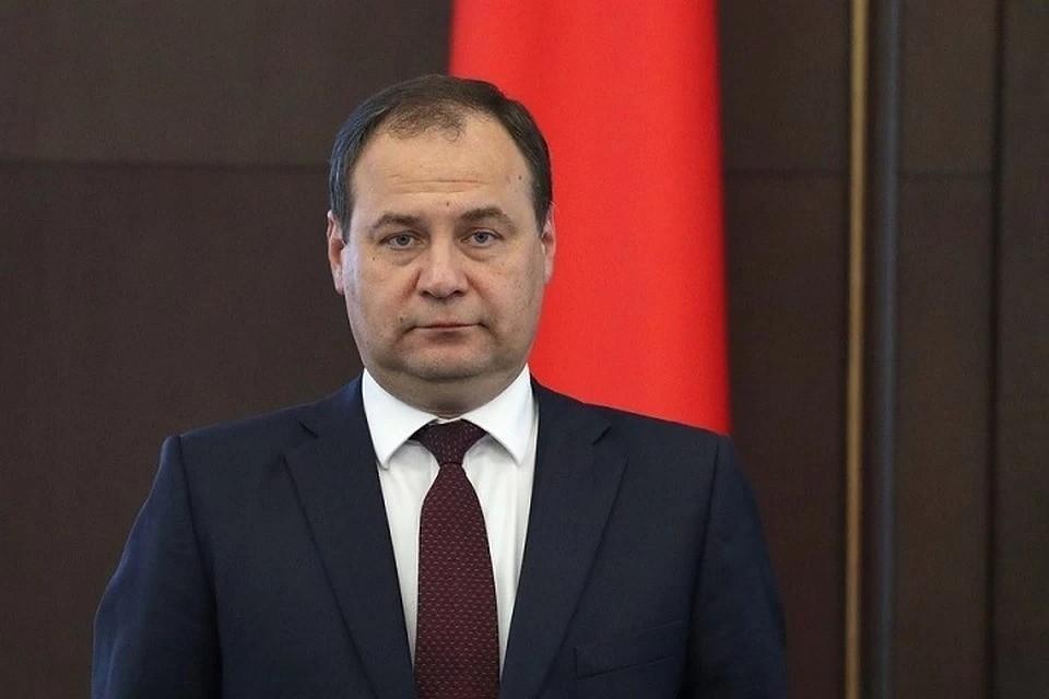 Недавно новый премьер-министр заявил, что в Беларуси сейчас несколько пандемий: в здравоохранении, экономике и политике. Фото: belta.by.