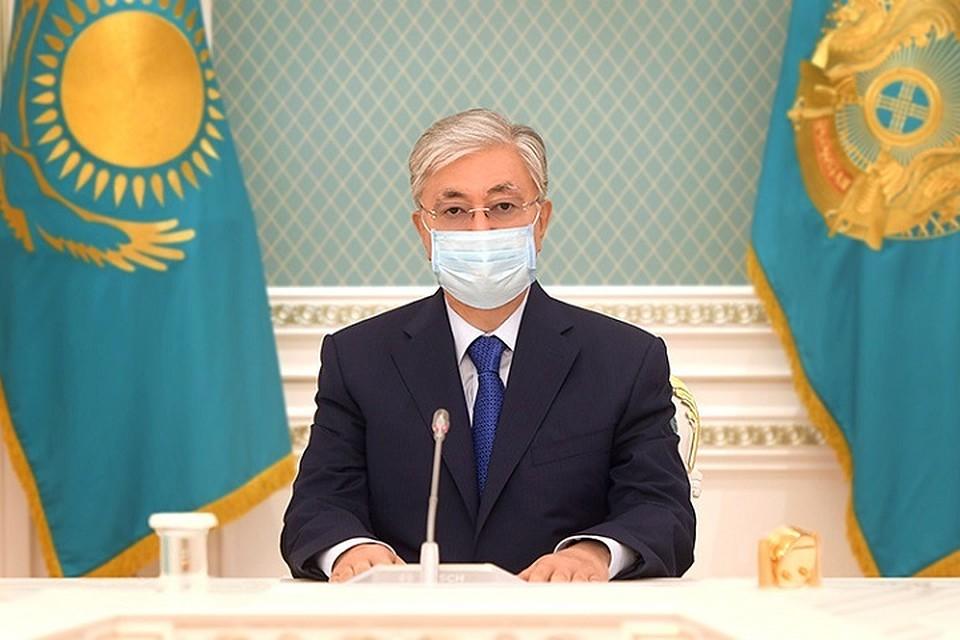 Касым-Жомарт ТОКАЕВ: «Мы будем биться за жизнь каждого казахстанца»