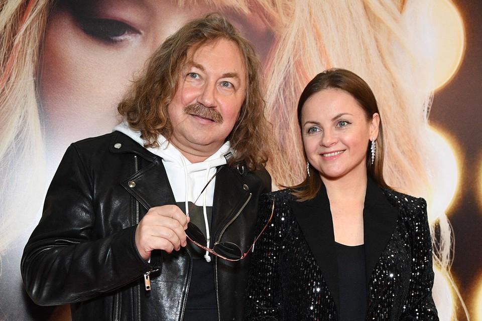 Юлия Проскурякова более десяти лет счастлива в браке с Игорем Николаевым.