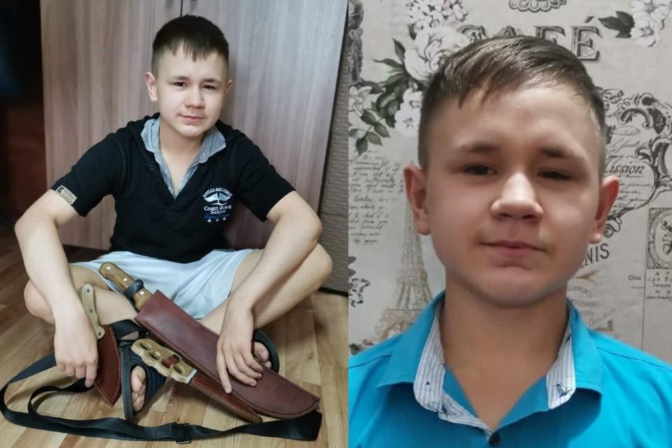 """К 15 годам мальчик уже освоил профессию кузнеца. ФОТО: предоставлено БФ """"Защити Жизнь"""""""