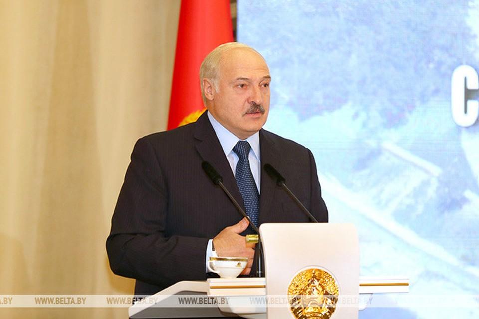 Лукашенко на встрече с активом Витебской области напомнил про грядущую уборочную кампанию. Фото: belta.by