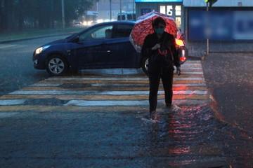 Синоптики рассказали, повторится ли потоп в Иркутске в ближайшие дни