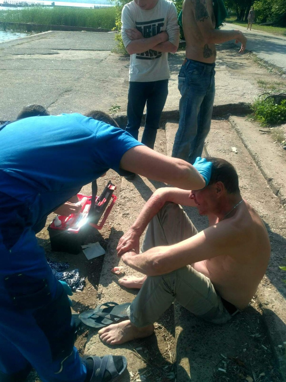 ФОТО: Поисково-спасательная служба Ижевска