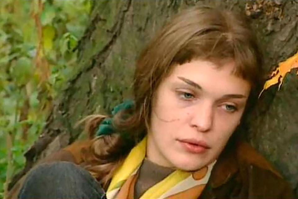 Актриса Марина Макарова