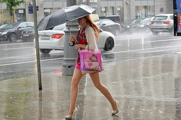 Синоптики рассказали, какая погода ждет Иркутск в конце июля