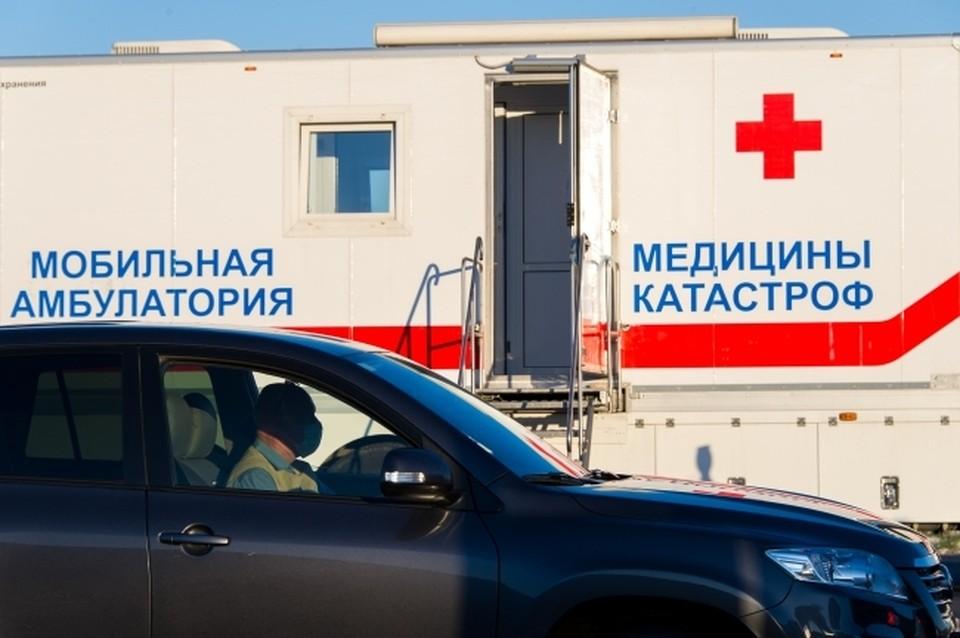 На сегодняшний день в регионе коронавирус подхватили уже более 22 тысяч человек