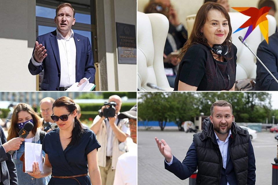 Мы узнали, как проходит запись на ТВ предвыборных обращений кандидатов в президенты к белорусам.
