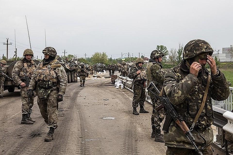 Силы ДНР получили приказ о полном прекращении огня