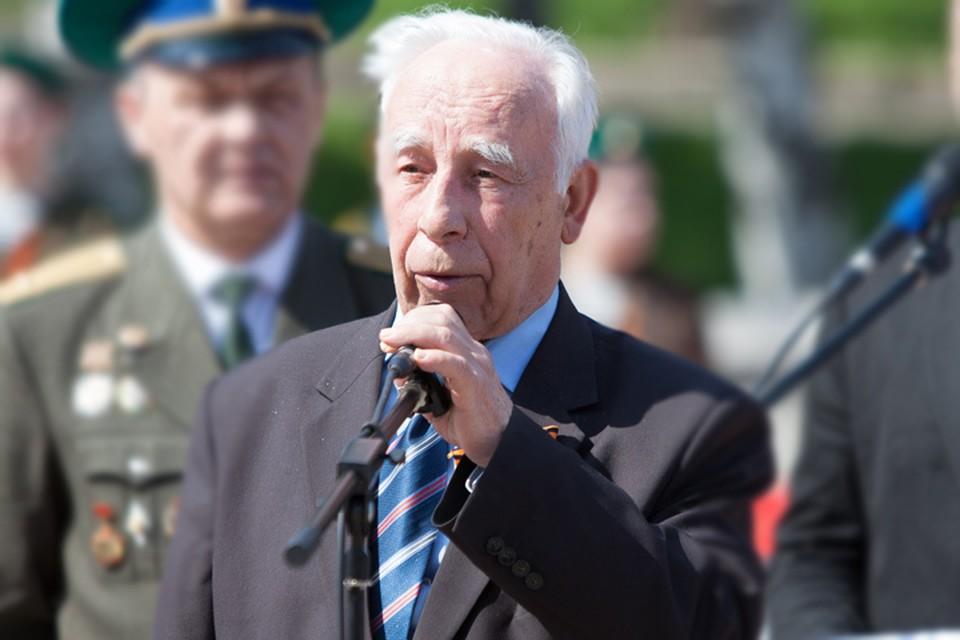 Алексею Гоноченко 85 лет