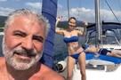 """Сосо Павлиашвили """"засветился"""" на частной яхте в Новороссийске"""