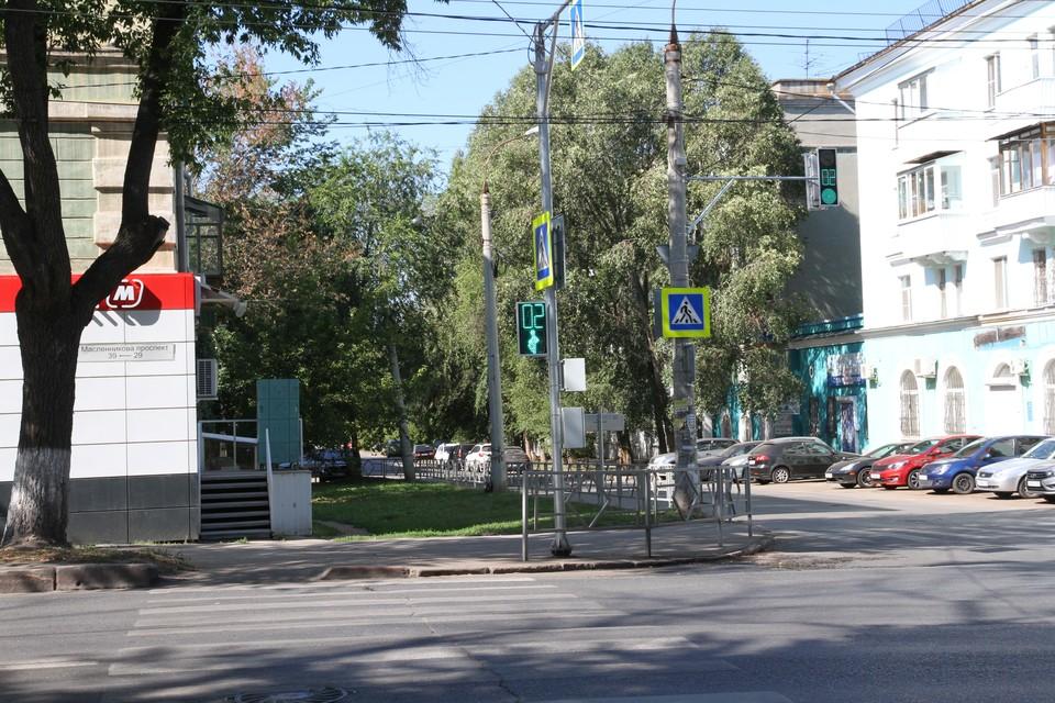 Только в 2019 году на этом перекрестке произошли 3 наезда на пешеходов / Фото: дума Самары