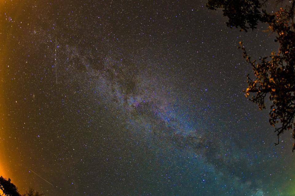 Звездное небо таит в себе множество скрытых угроз.