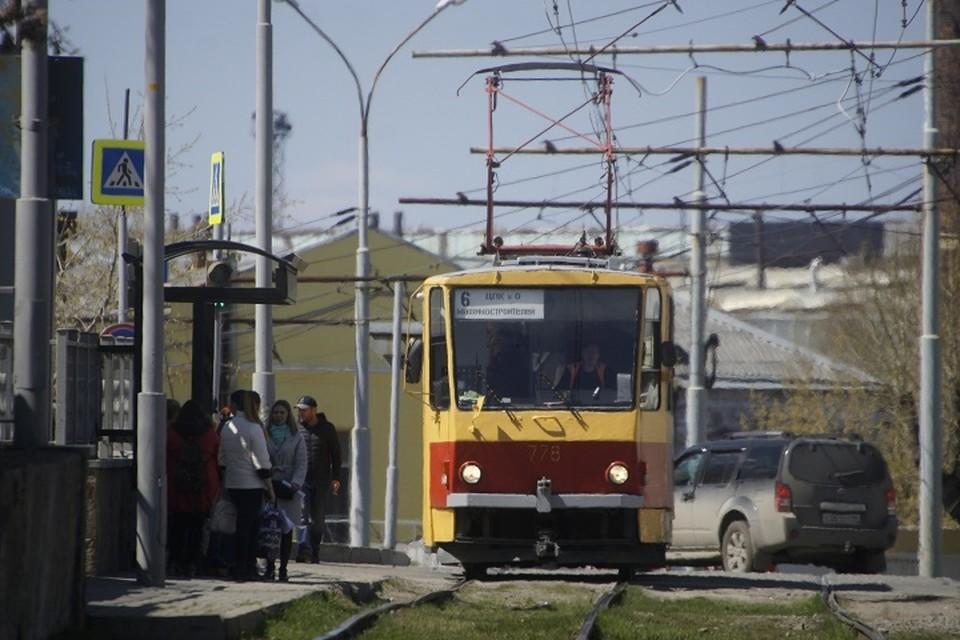 В Екатеринбурге временно изменится маршрут пяти трамваев
