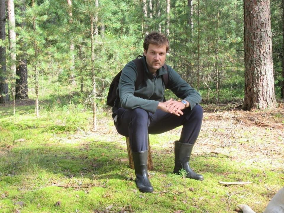Пётр Козин пропал без вести в Нижегородской области. Фото: предоставлено родственниками