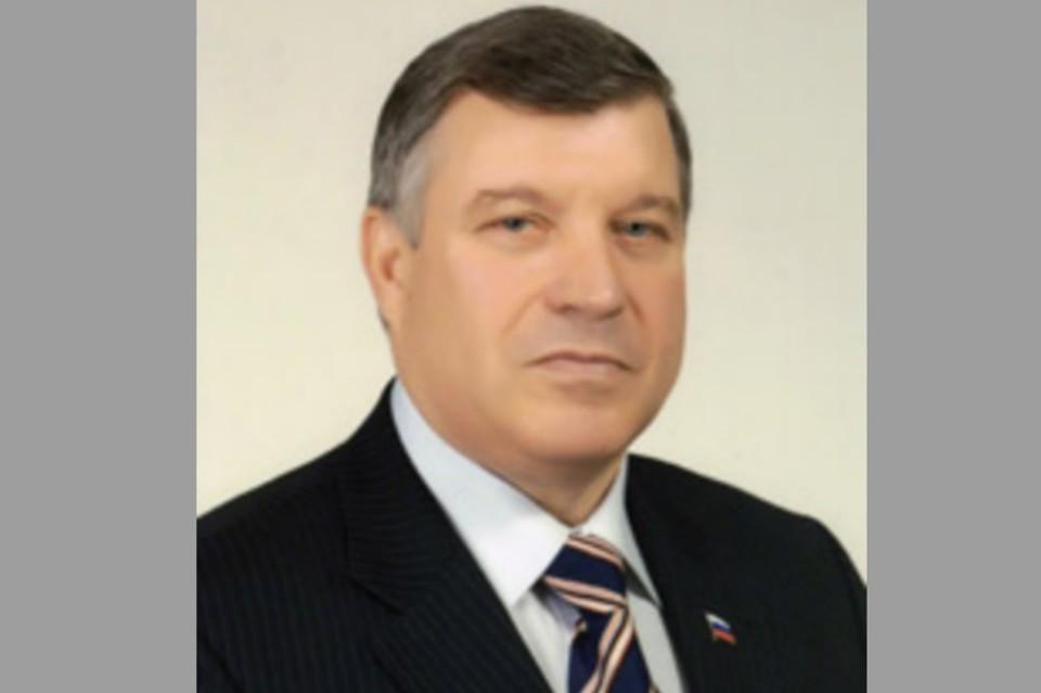 Анатолий Кретов/ фото: сайт администрации Губкинского городского округа.