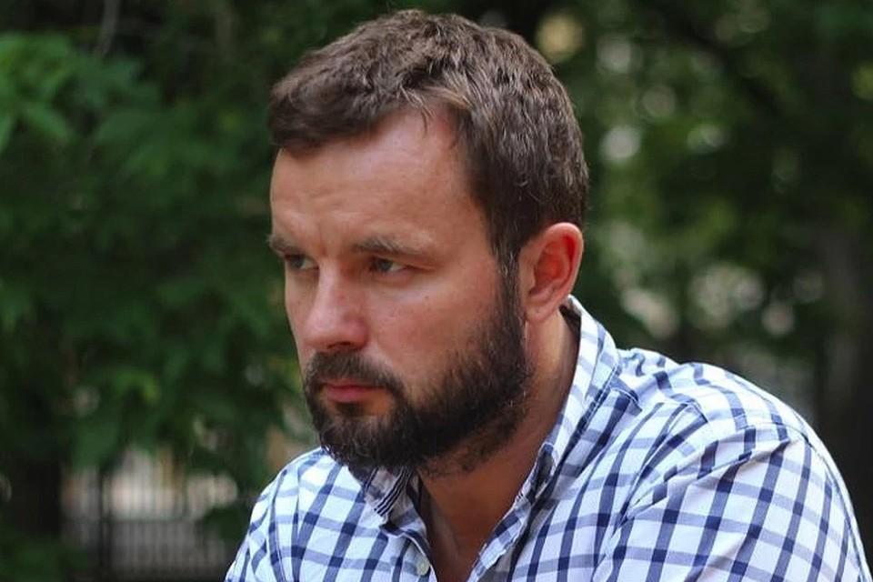 Политтехнолог Виталий Шкляров. Фото: wikipedia.org