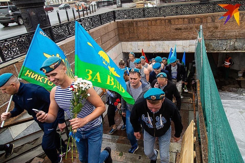 День ВДВ-2019 прошел в Челябинске по полной программе.