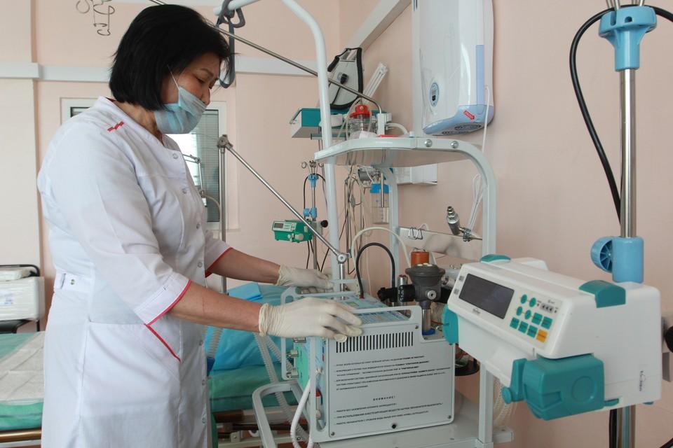 С начала пандемии в регионе выявлено 5 602 случая COVID-19.