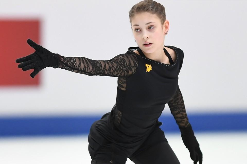Алена Косторная будет кататься у Евгения Плющенко.