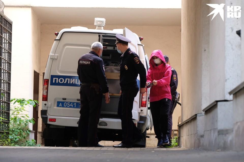 Жену убитого рэпера Энди Картрайтера оставили под стражей на 72 часа