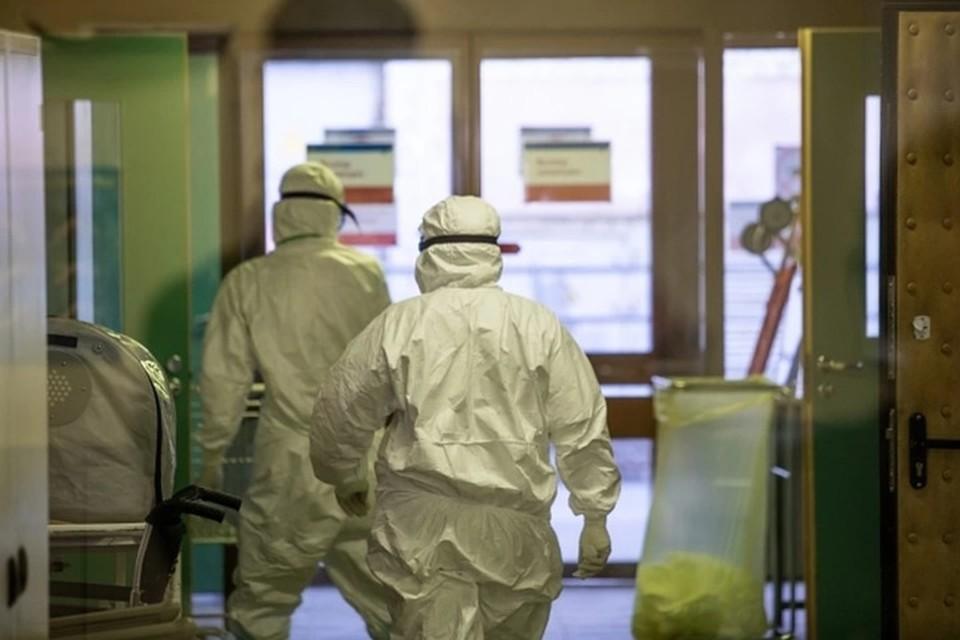 Исследования на коронавирус не проводились - лаборатория находилась на санобработке
