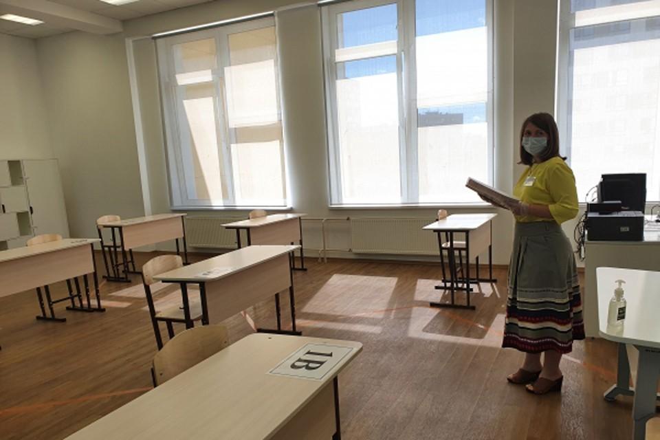 На подготовку к 1 сентября у школ осталось не так уж и много времени.
