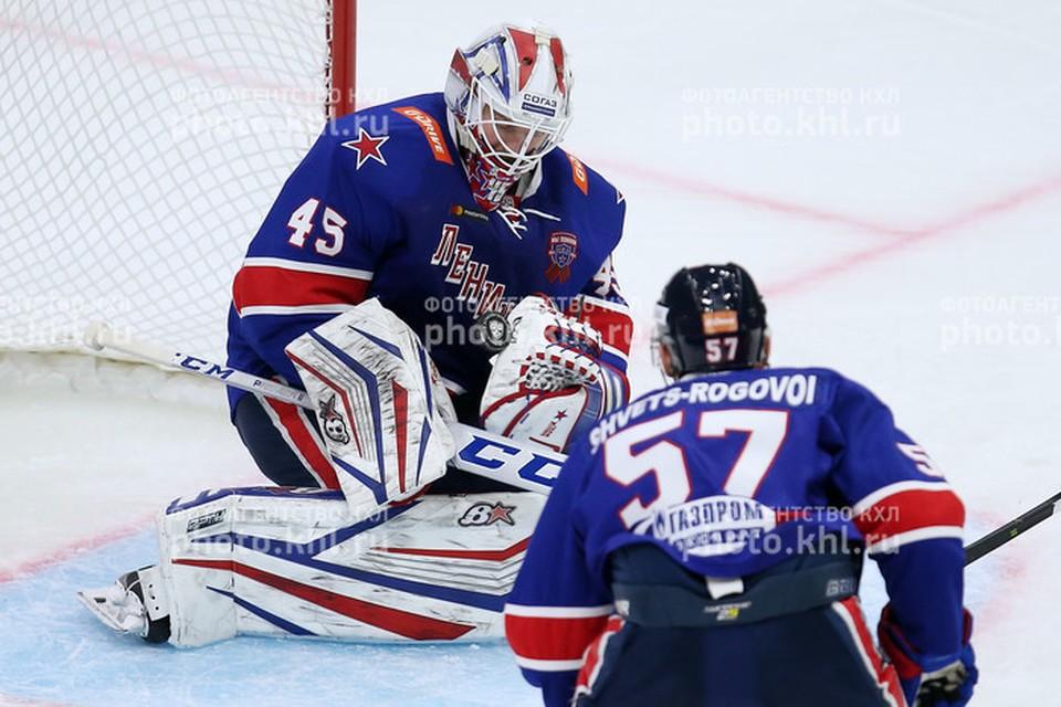 Фото: Илья СМИРНОВ/КХЛ