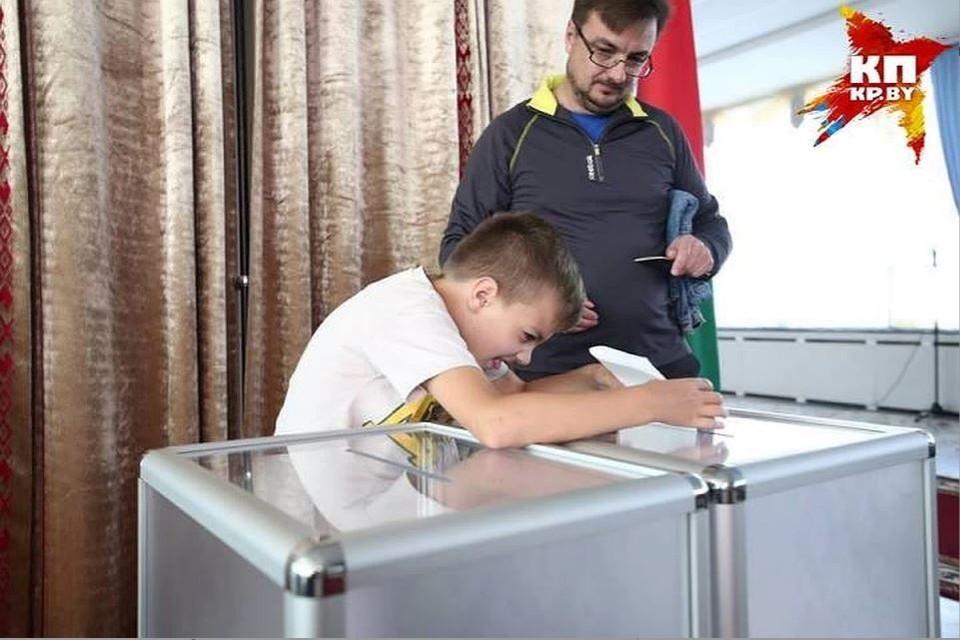 В Беларуси образовано 5 767 участков для голосования, в том числе 44 за рубежом.