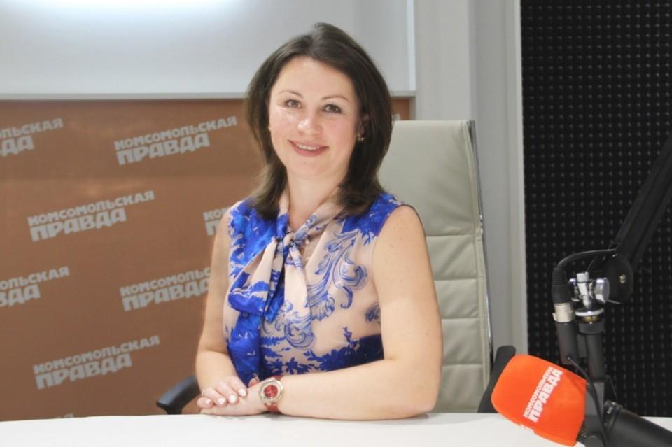 Евгения Исаенкова.