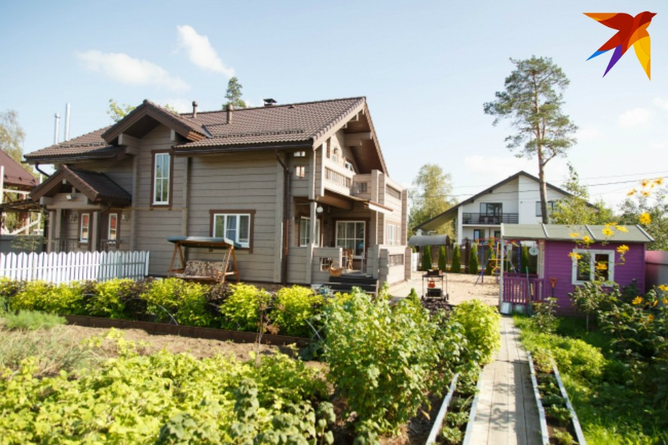 Алексей Маркелов владеет массой недвижимости.