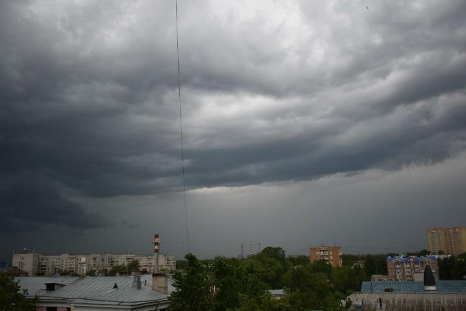 6 августа в Ярославской области утром и днем ожидаются дожди и грозы