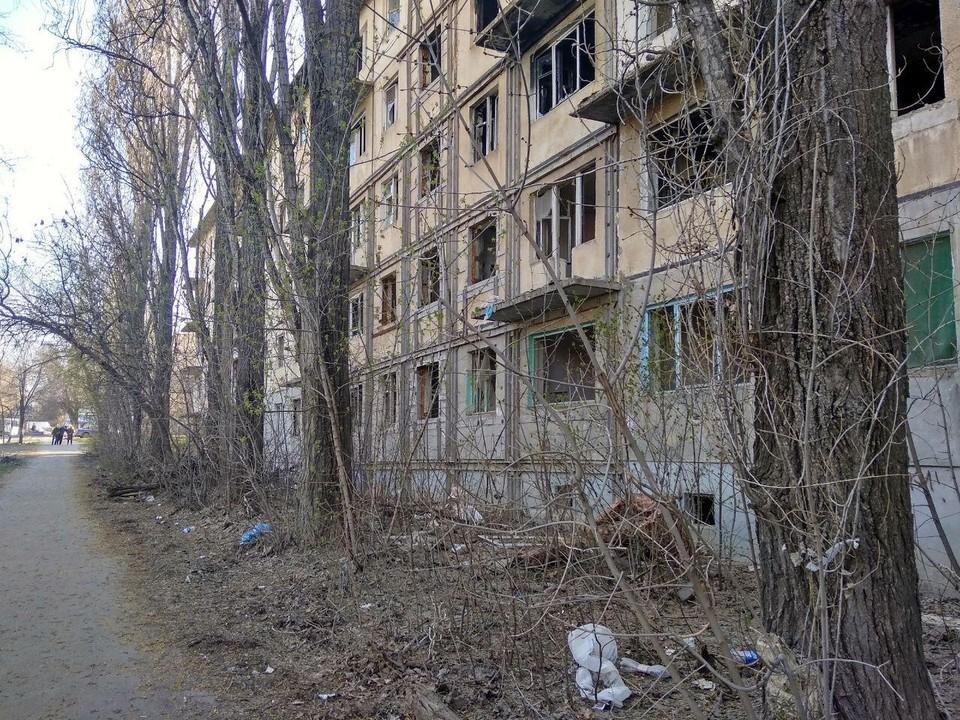 Аварийные дома в Саратове будут снесены