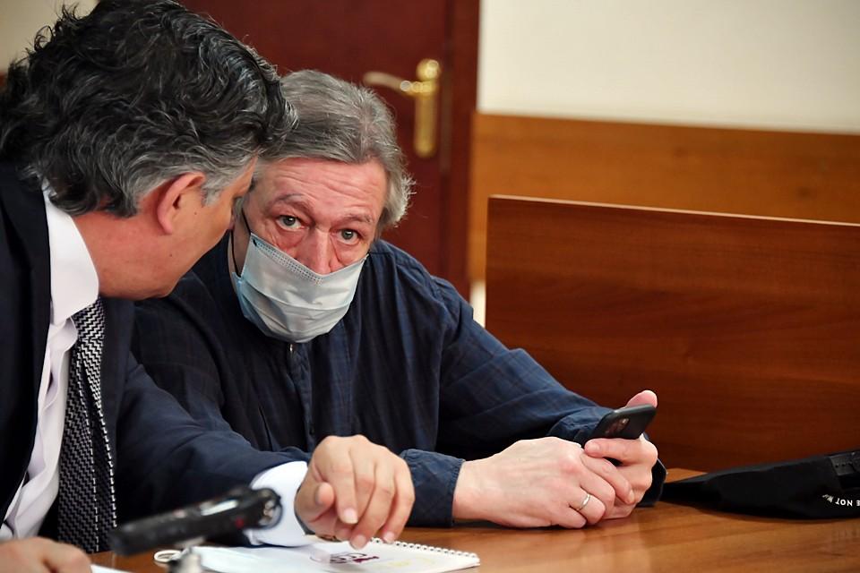 Актеру грозит от 5 до 12 лет лишения свободы