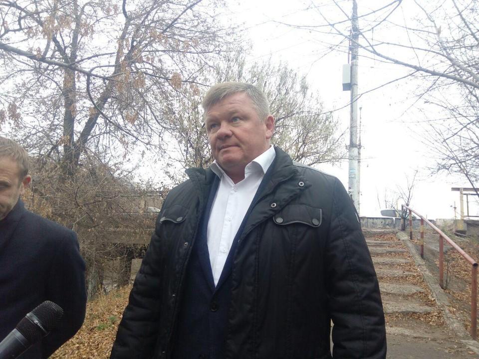Глава Саратова Михаил Исаев