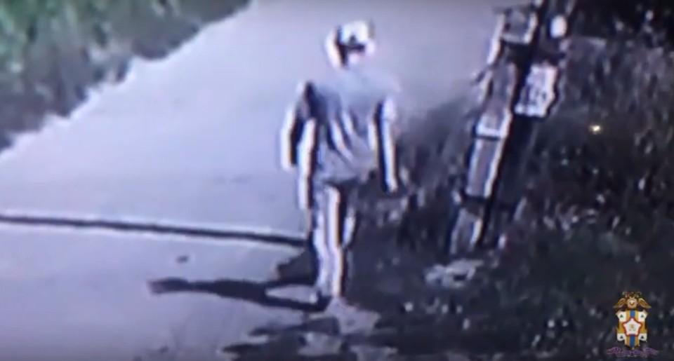 В Омске ищут извращенца, затащившего ребенка в кусты. Фото: скриншот видео