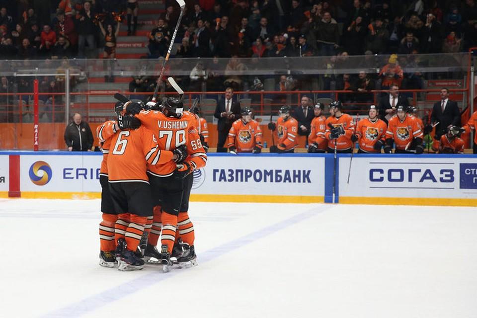 Хабаровский «Амур» опубликовал расписные игр в сезоне 2020/2021 годов