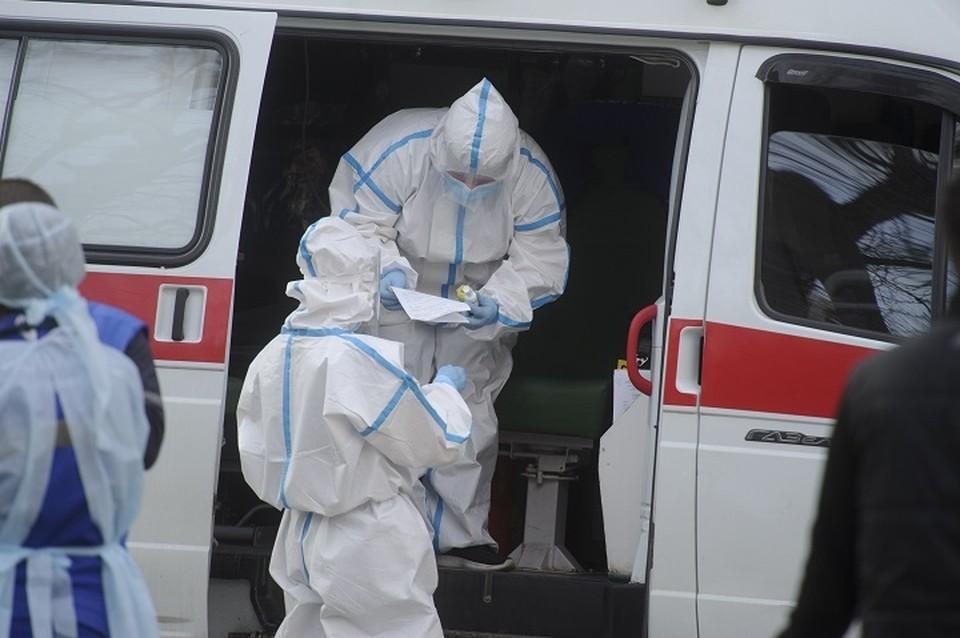 Всего за время вспышки пандемии коронавируса в Свердловской области зафиксировано 22 083 случаев COVID-19
