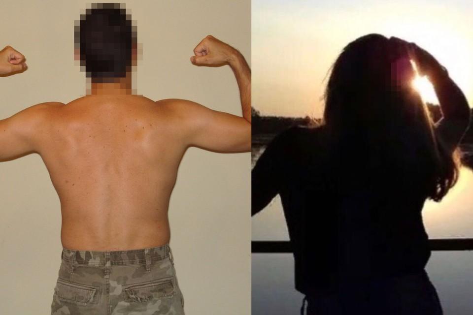 Ольга познакомилась с Максимом на сайте знакомств. Фото: соцсети.