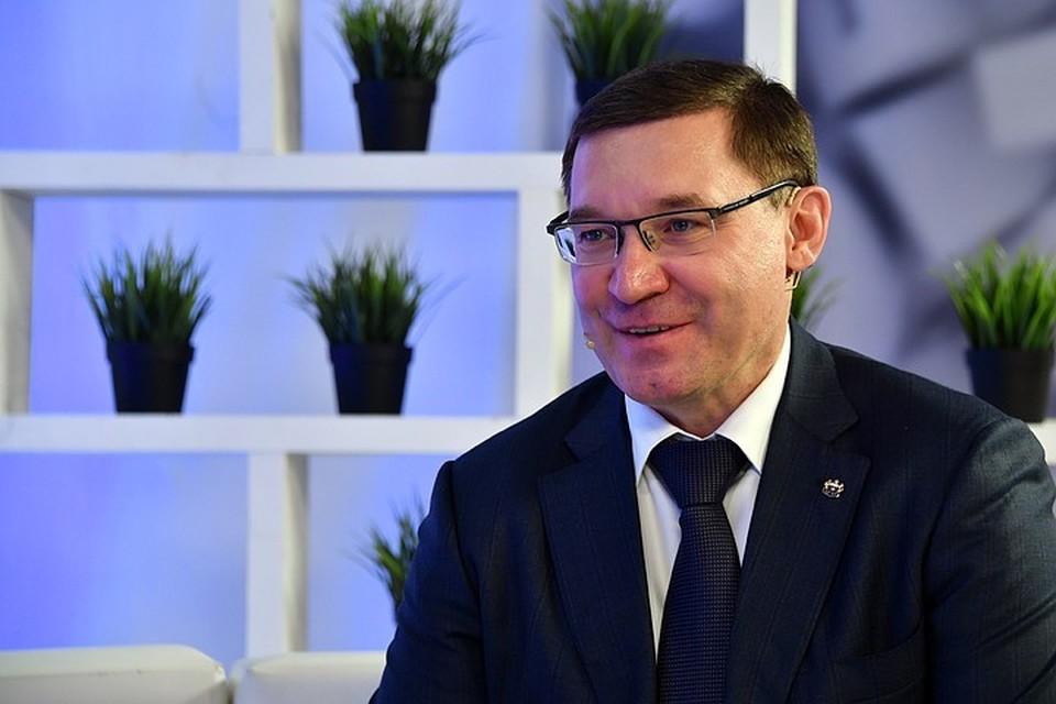 Владимир Якушев, министр строительства и жилищно-коммунального хозяйства России.